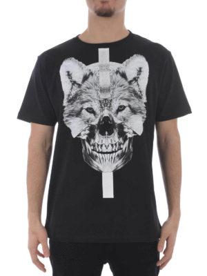 Marcelo Burlon: t-shirts online - Moises T-shirt