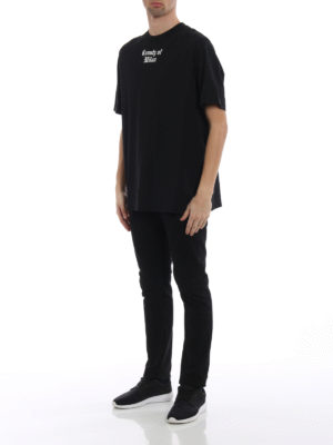 Marcelo Burlon: t-shirts online - Nine Flags patches jersey T-shirt