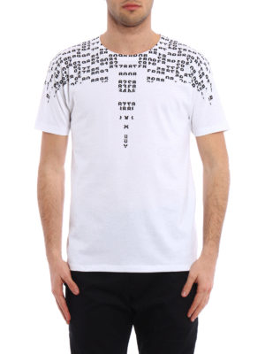 Marcelo Burlon: t-shirts online - Rey T-shirt