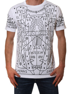 Marcelo Burlon: t-shirts online - Salomon T-shirt