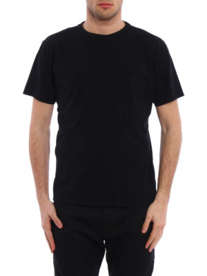 Marcelo Burlon: t-shirts online - Sebastian embroidered T-shirt