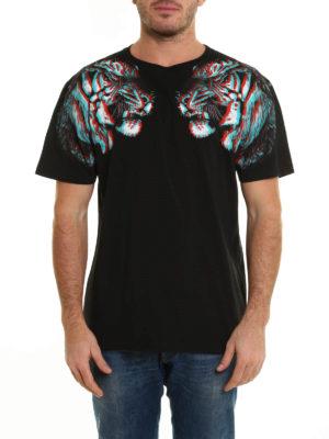 Marcelo Burlon: t-shirts online - Tajo jersey T-shirt