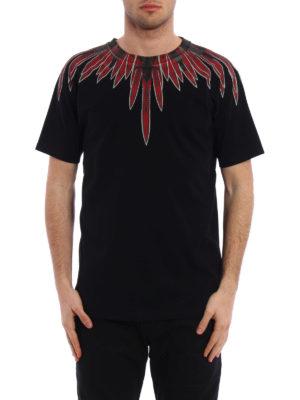 Marcelo Burlon: t-shirts online - Teodoro T-shirt