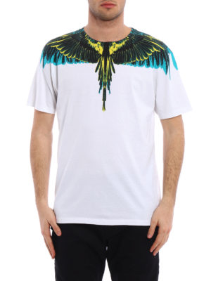 Marcelo Burlon: t-shirts online - Valentin T-shirt