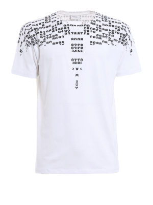 Marcelo Burlon: t-shirts - Rey T-shirt