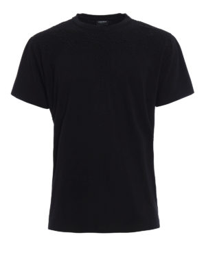 Marcelo Burlon: t-shirts - Sebastian embroidered T-shirt