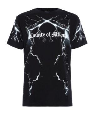 Marcelo Burlon: t-shirts - Telgo T-shirt
