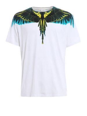 Marcelo Burlon: t-shirts - Valentin T-shirt