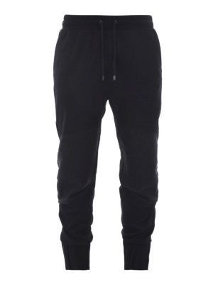 Marcelo Burlon: tracksuit bottoms - Biker tracksuit bottoms