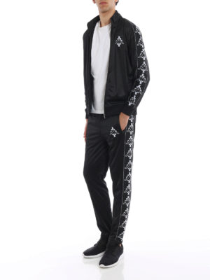 Marcelo Burlon: tracksuit bottoms online - Kappa track pants