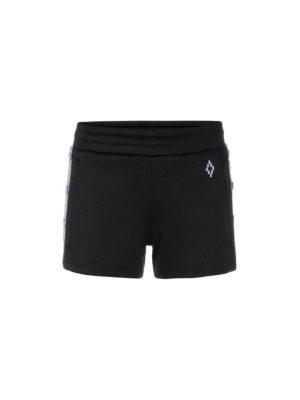 Marcelo Burlon: pantaloni shorts - Shorts sportivi Cross Tape