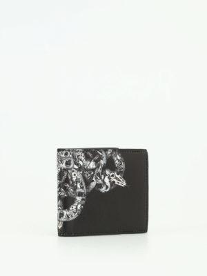 Marcelo Burlon: wallets & purses online - Ke Wallet printed leather wallet