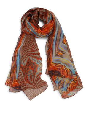 Maria Enrica Nardi: Stoles & Shawls - Helene silk stole