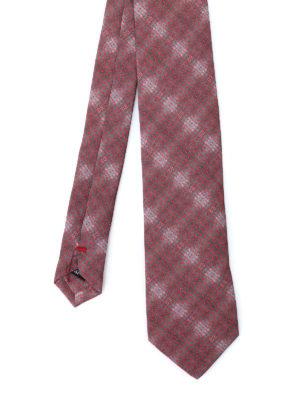Maria Enrica Nardi: ties & bow ties - Camogli cotton blend tie