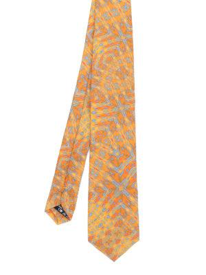Maria Enrica Nardi: ties & bow ties - Caprera cotton blend tie