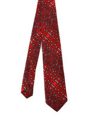 Maria Enrica Nardi: ties & bow ties - Procida cotton blend tie