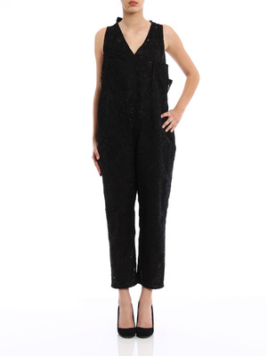 Mario Dice: jumpsuits online - Broderie anglaise jumpsuit