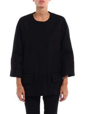 Marni: casual jackets online - Wool blend cloth jacket