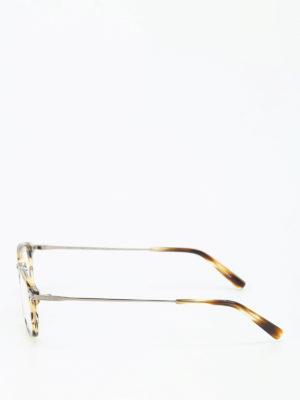 Masunaga: glasses online - GMS 801 optical glasses