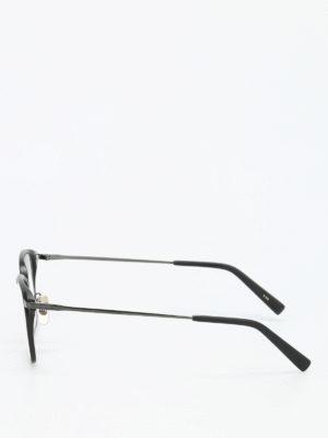 Masunaga: glasses online - GMS 817 optical glasses