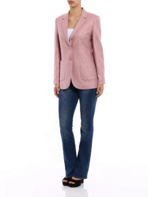 Max Mara: blazers online - Zante tailored blazer