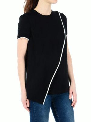Max Mara: blouses online - Legenda black silk blouse