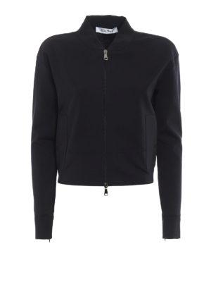 Max Mara: casual jackets - Dudy bomber jacket