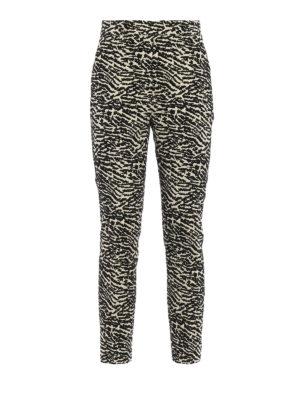 Max Mara: casual trousers - Aramis trousers