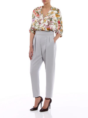 Max Mara: casual trousers online - Vettura cady trousers