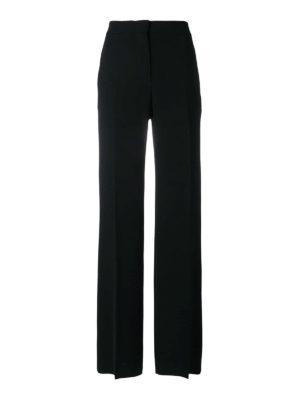 Max Mara: pantaloni casual - Pantaloni palazzo collezione Studio