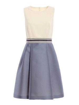 Max Mara: cocktail dresses - Kafir flared sleeveless dress