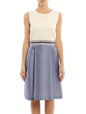 Max Mara: cocktail dresses online - Kafir flared sleeveless dress