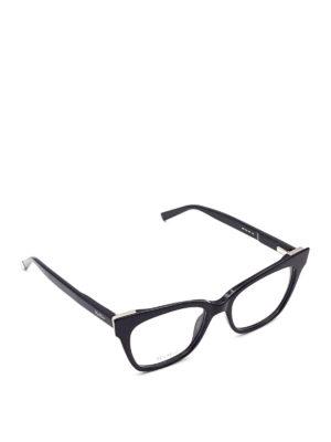 Max Mara: glasses - Acetate optical glasses