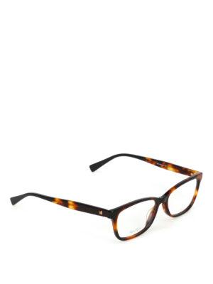 Max Mara: Occhiali - Occhiali da vista havana