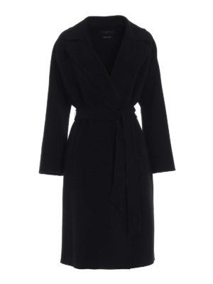 Max Mara: cappotti al ginocchio - Cappotto Burgos in pura lana