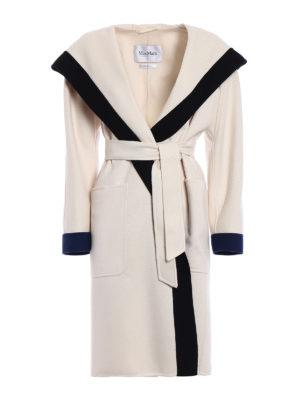 Max Mara: knee length coats - Danzica wool and cashmere coat