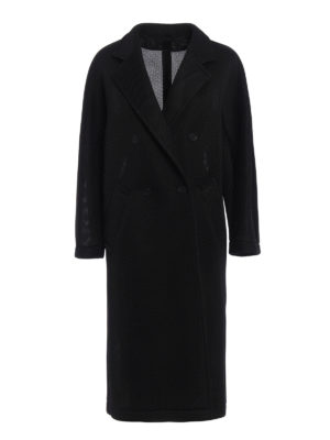 Max Mara: long coats - Gilda high-tech fabric coat