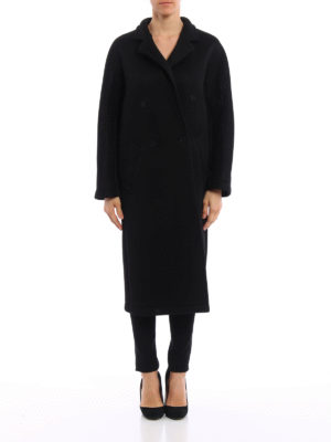 Max Mara: long coats online - Gilda high-tech fabric coat