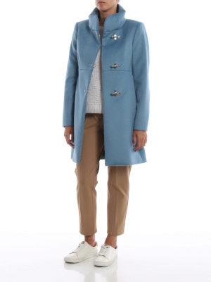 Max Mara: pantaloni casual online - Pantaloni Pegno in doppio jersey cammello