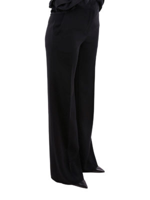 Max Mara: pantaloni casual online - Pantaloni palazzo collezione Studio