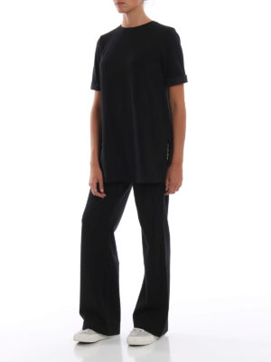 Max Mara: t-shirt online - T-shirt Falla impreziosita