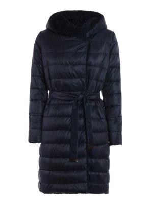 Max Mara: padded coats - Noveast reversible hooded down coat