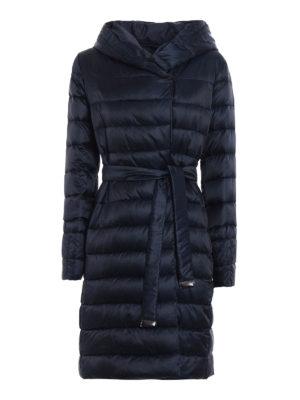Max Mara: padded coats - Novef reversible padded coat