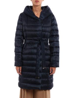 Max Mara: padded coats online - Novef reversible padded coat