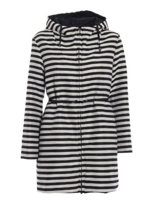 Max Mara: short coats - Novejaq reversible coat