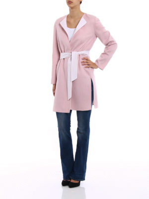 Max Mara: short coats online - Babila pure wool short coat