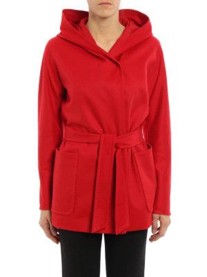 Max Mara: short coats online - Milano reversible coat