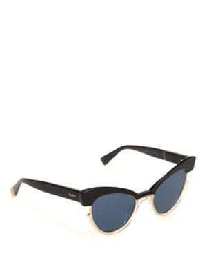 Max Mara: sunglasses - Ingrid cat-eye sunglasses