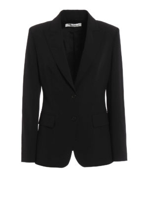 Max Mara: Tailored & Dinner - Fabia pure wool blazer