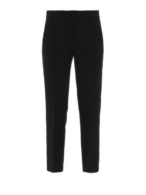 Max Mara: Tailored & Formal trousers - Alpe virgin wool trousers